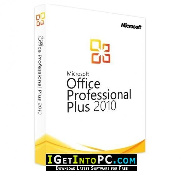 office professional plus 2010 free download full version