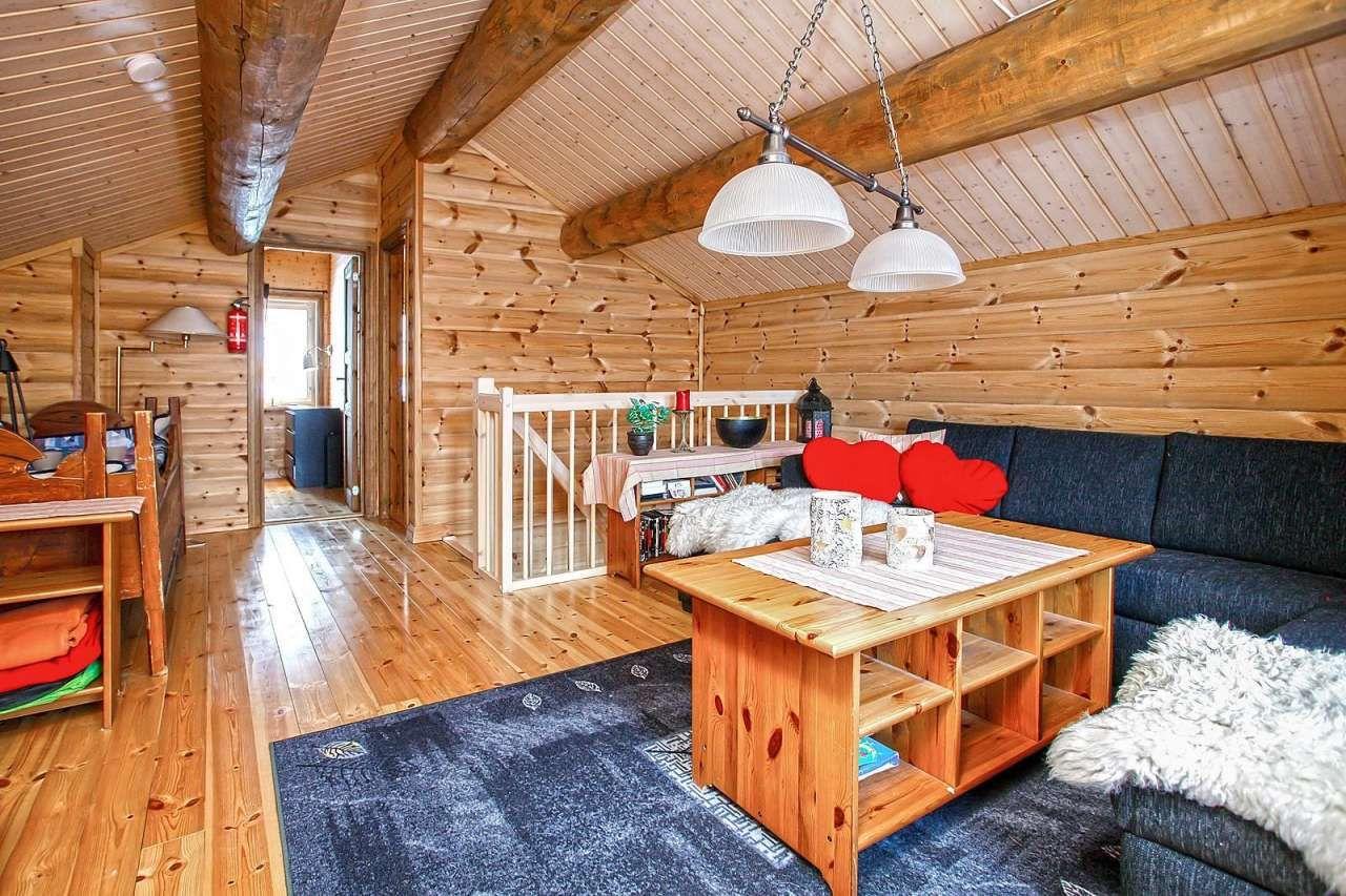 FINN – Åslandsetra - BlefjellNyere hytte, god atmosfære på Blefjell - nær løype