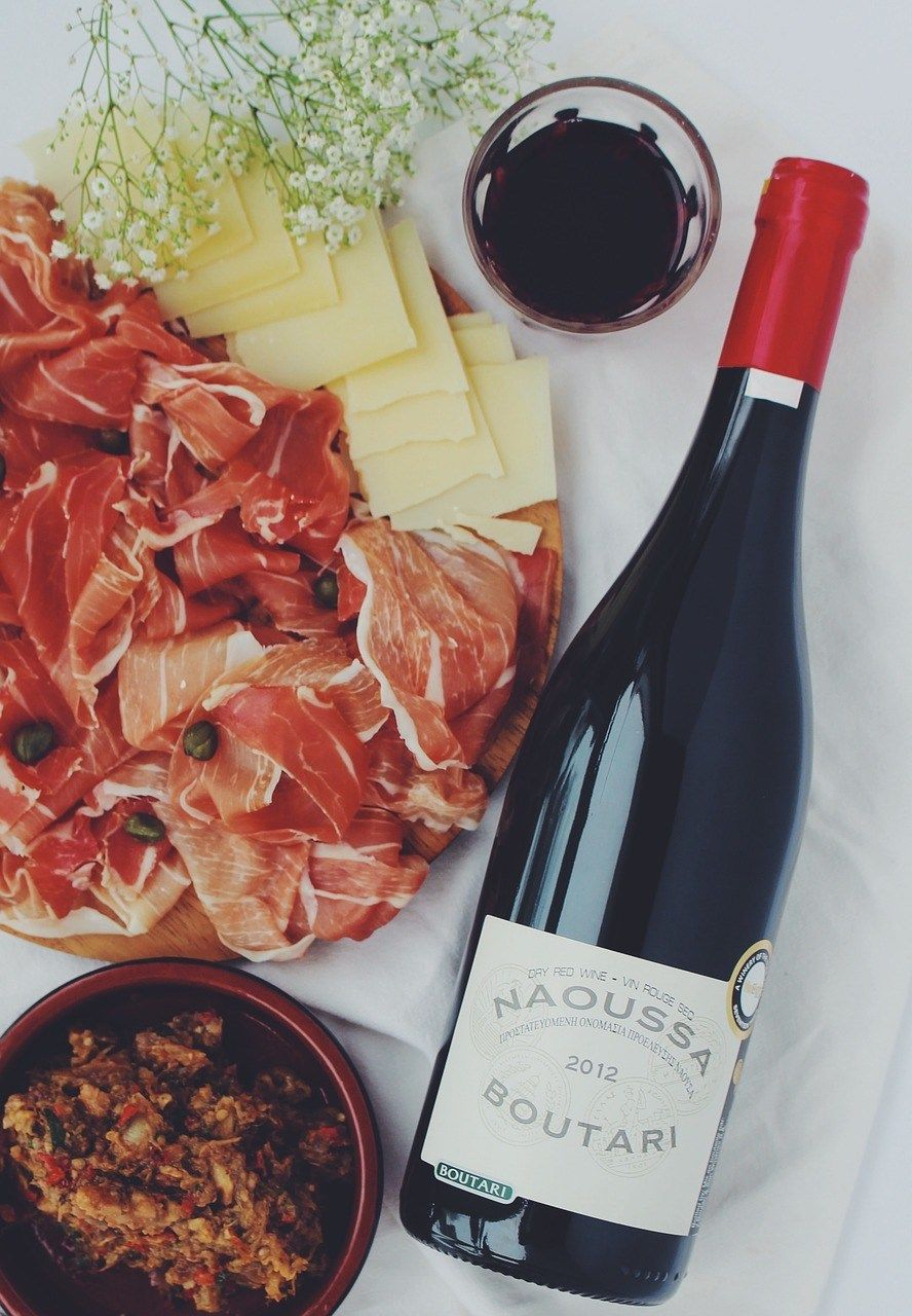 How To Make A Charcuterie Platter Wine Pairing Food Wine