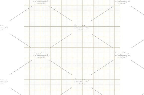 yellow architect graph paper repeat vector grid project design