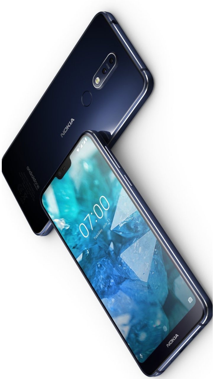 Nokia 7.1 Launched With HDR Display, Android One, 19:9 Aspect Ratio and More