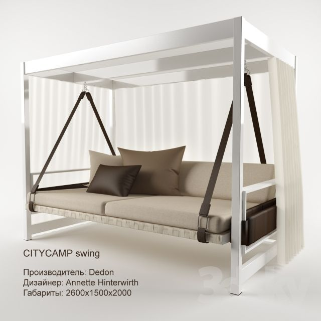 Garden Swings From Annette Hinterwirth Dedon Furniture Bed