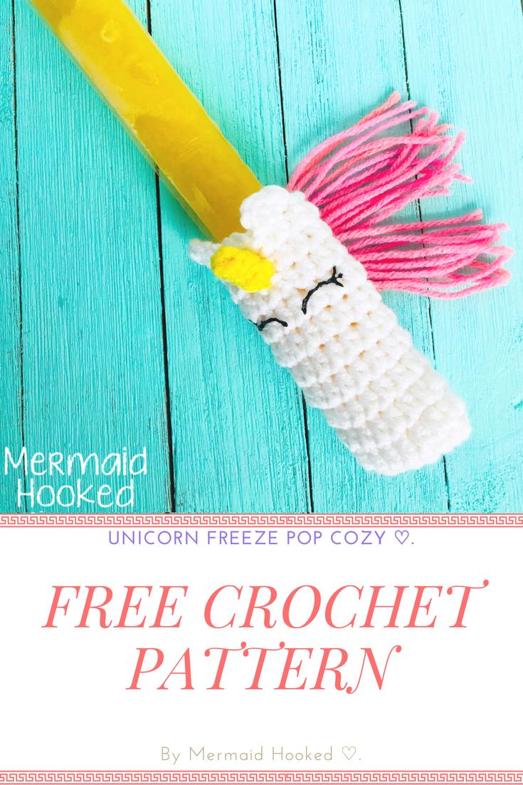 Magical Unicorn Fun Pop Cozy #diyyarnholder