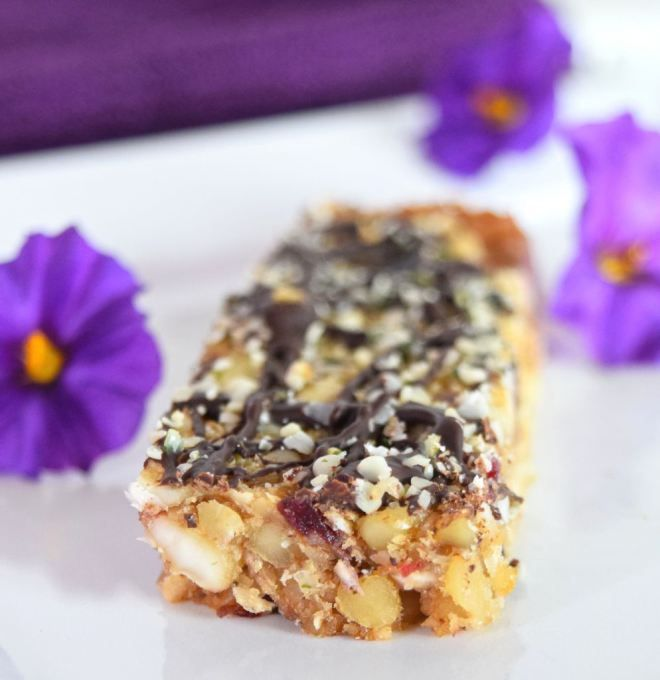 Nutty Paleo Granola Bars - Great Food and Lifestyle