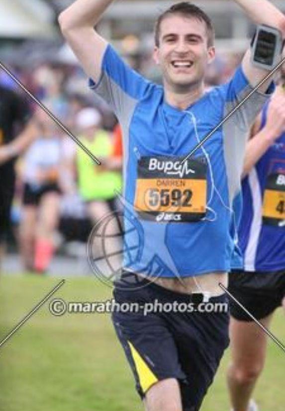 Great North Run 2012