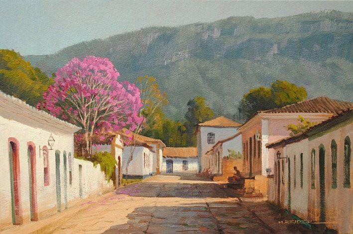 """""""Tiradentes"""" de Alexandre Reider I Minas Gerais em"""