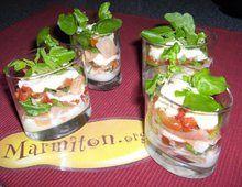 Recette Cuisine au verre : Notre sélection de recette de Cuisine au verre - Marmiton