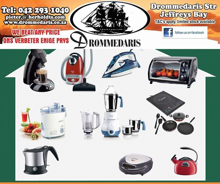 Trade in your old furniture and home appliances. Drommedaris has ...
