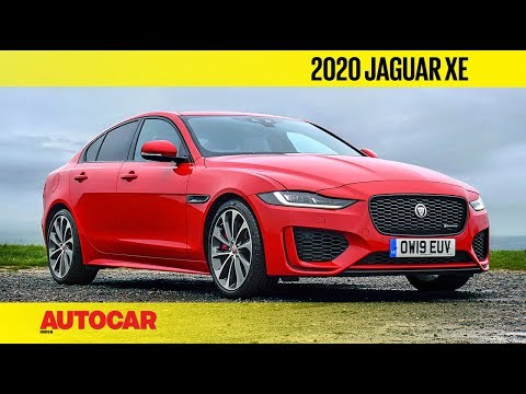 2020 Jaguar Xe I First Drive Hi Tech Info Jaguar Xe