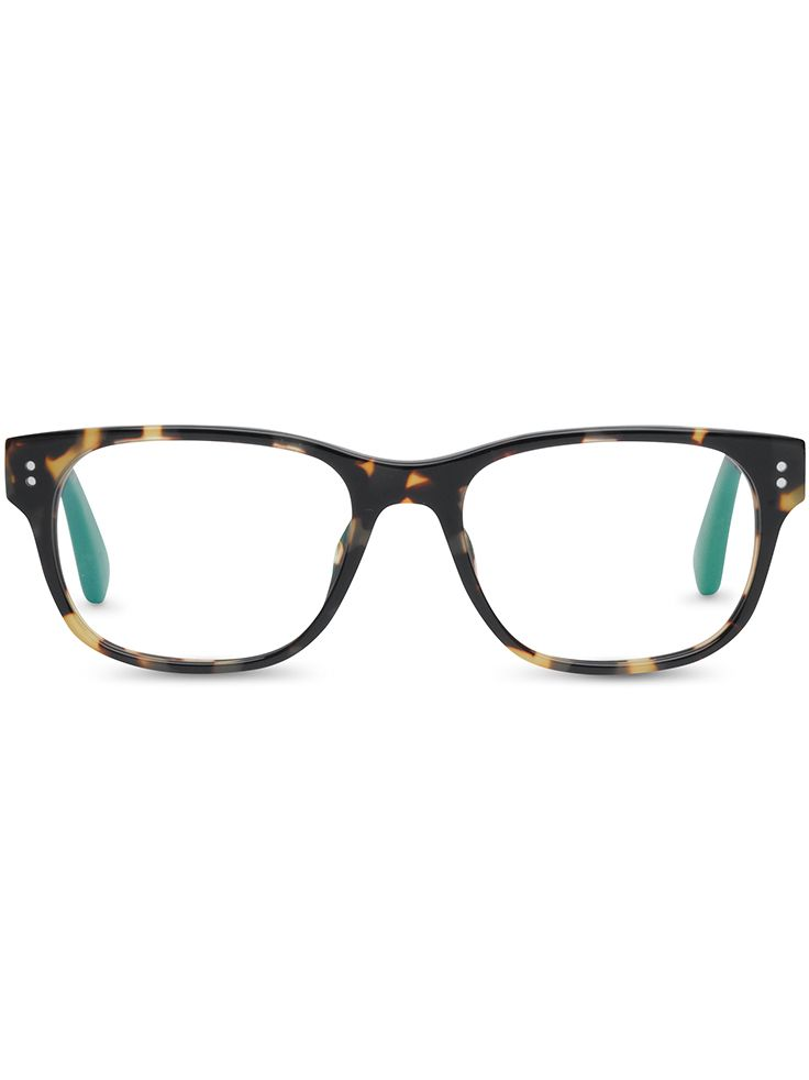 c62dd82676 Large lenses and a tortoise shell frame are always sophisticated and chic.  TOMS Clarke frames.