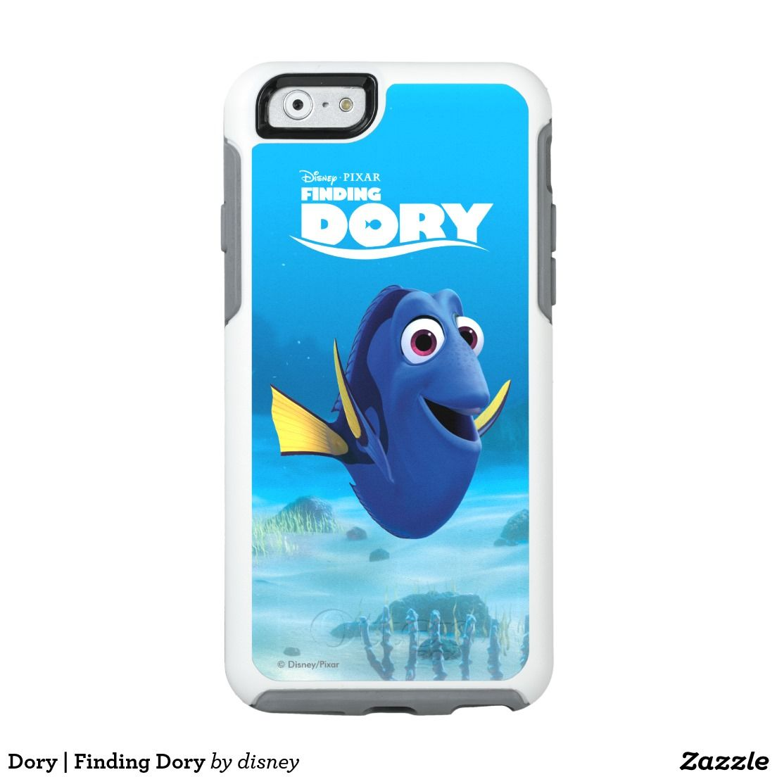 hot sale online 12a76 135b7 Dory   Finding Dory OtterBox iPhone Case   Zazzle.com   all things ...