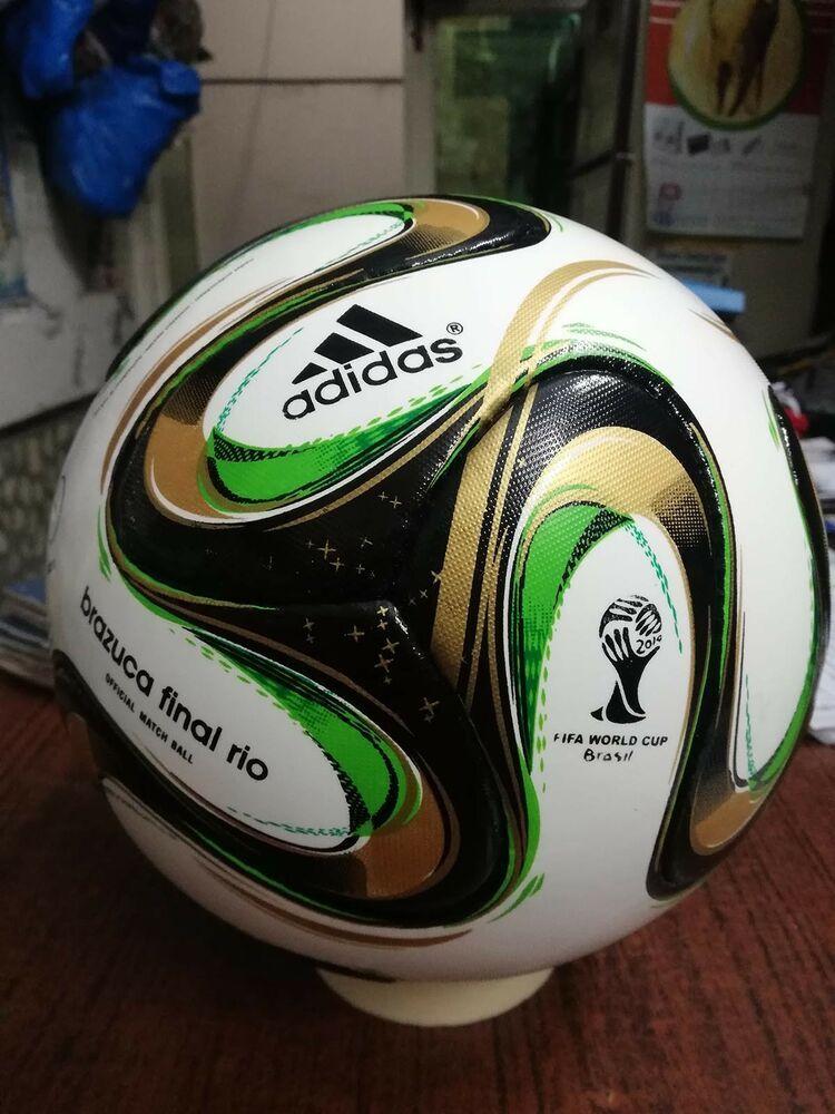 Pin On Adidas Brazuca Football Official Match Ball Fifa World Cup 2014 Final Soccer