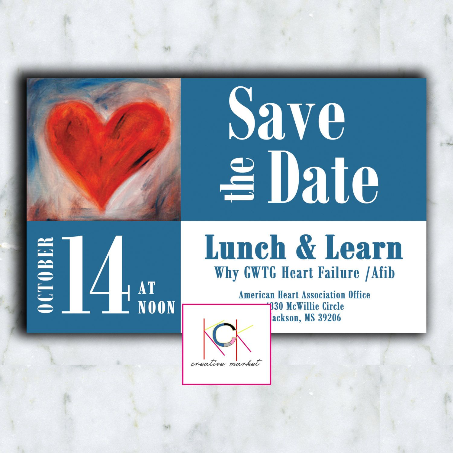 Custom Save The Date Card Meeting Reception Lunch And Learn Shower Invitation Business Meeting Diy Prints Save The Date Cards 90th Birthday Party Theme Save the date conference template