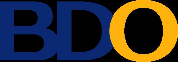 BDO - Banco de Oro Universal Bank Logo in 2020 | Banks logo ...