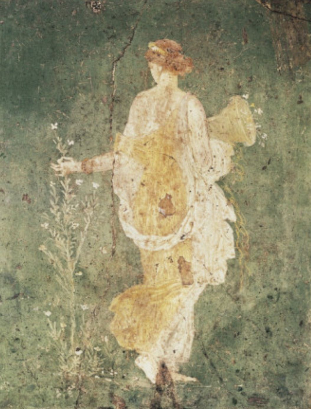 Wall from ancient Pompeii | GreatArt | Pinterest | Ancient pompeii
