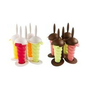 I love these ice lolly molds