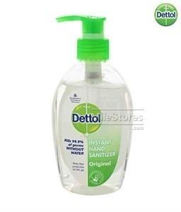 Dettol Instant Hand Sanitizer Milestores Com Hand Sanitizer