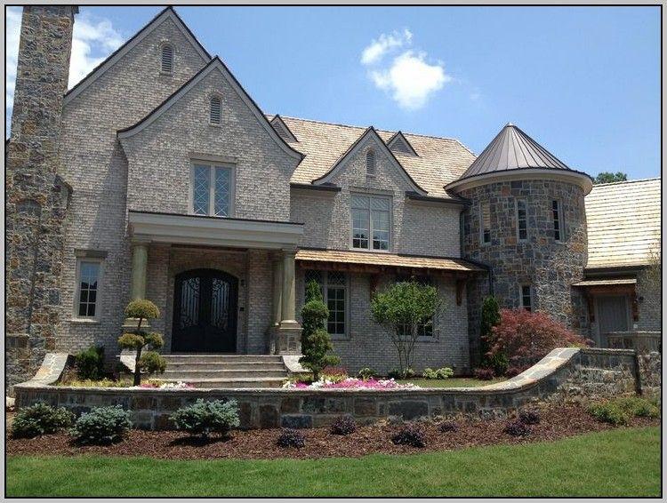 Exterior Trim Colors For Brown Brick House Columns
