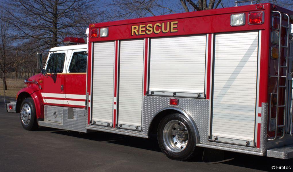 Used Fire Truck 1998 International 4700 Fire Trucks Fire Trucks For Sale Work Trailer