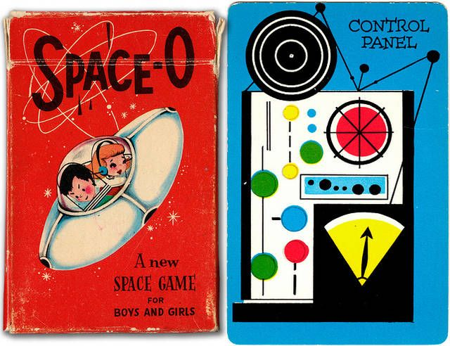 1950s cards