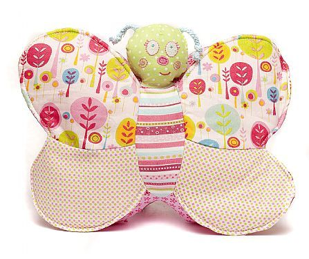Butterfly Squishy Cushion | Home Store Plus Mobile
