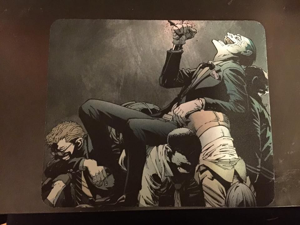 Joining in the mousepad party, mine came in over the weekend!http://daily-superheroes.tumblr.com