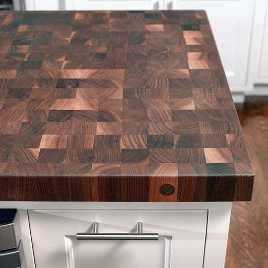 What To Know About Butcher Block Countertops Wood Kitchen