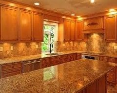 Updating A Kitchen With Oak Cabinets Houzz With Images