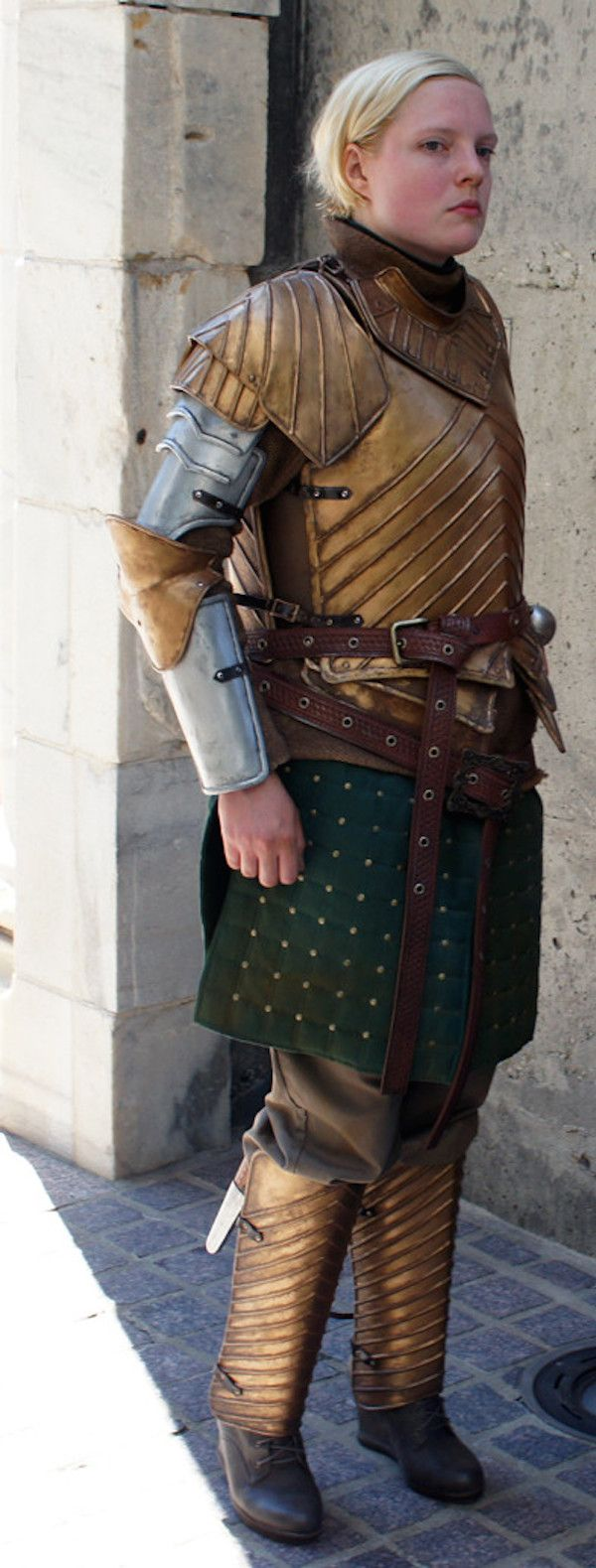 This Brienne Of Tarth Cosplay From Dragon Con Is Flawless