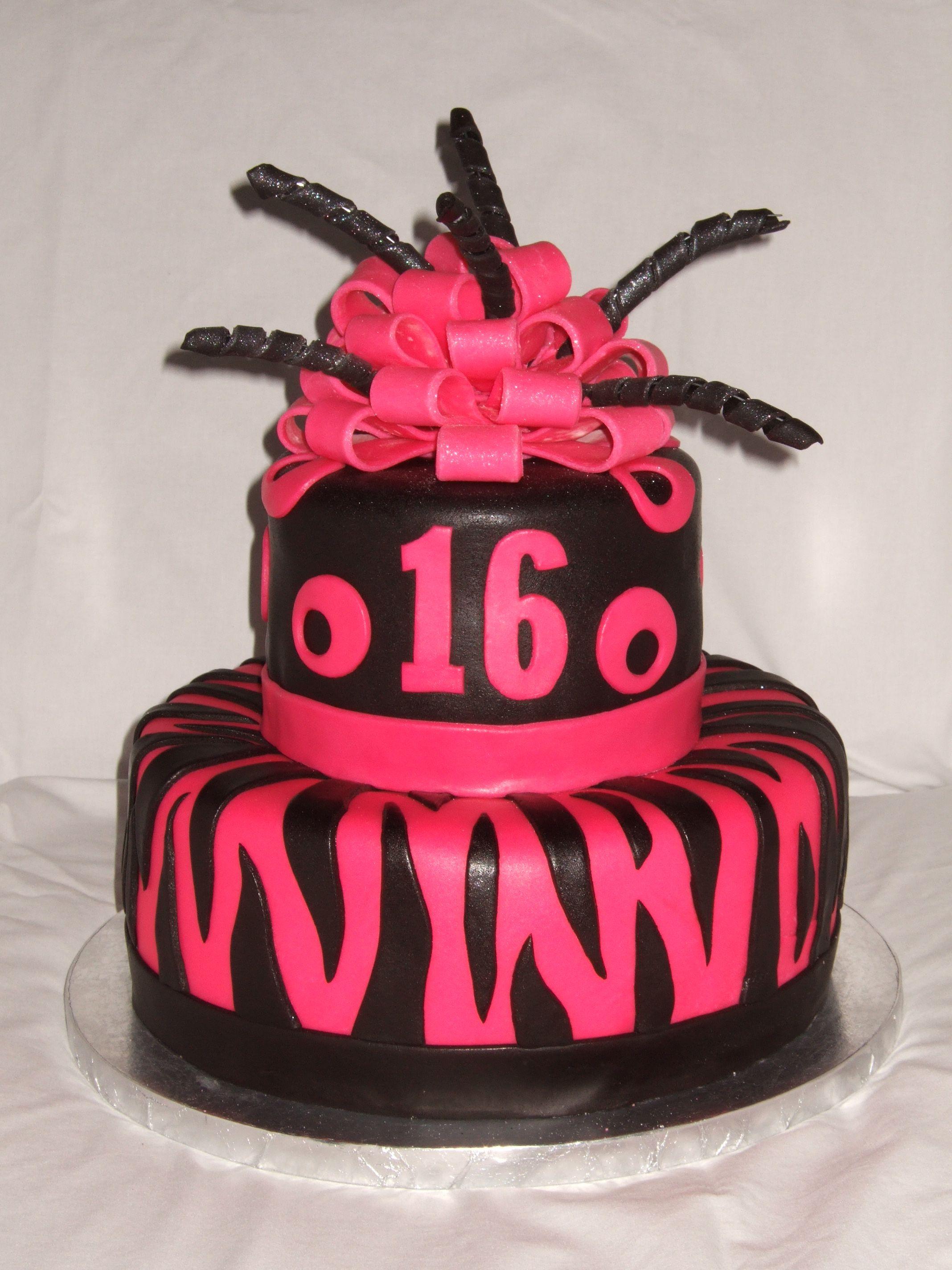 Birthday Cakes For Teen Girls