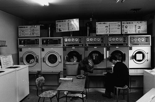 Coin Laundry In Tokyo With Images Coin Laundry Laundry Shop