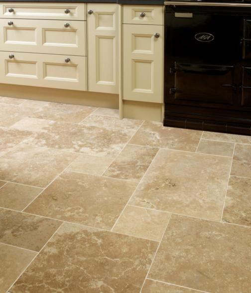 Bathroom Floor Stone Flooring Travertine Travertine Tile
