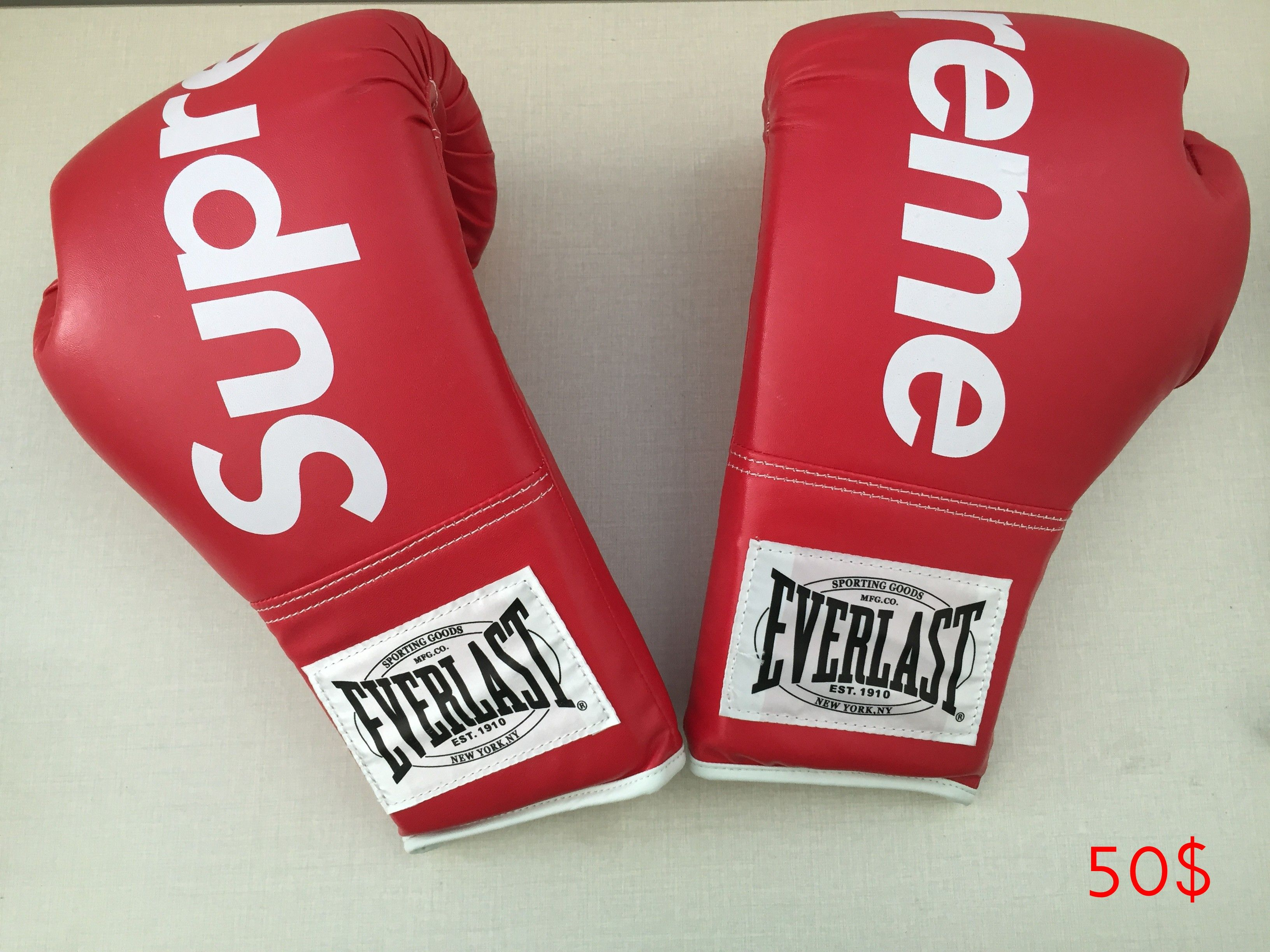 SUPREME BOX EVERLAST BOXING, can using as real boxing ! high