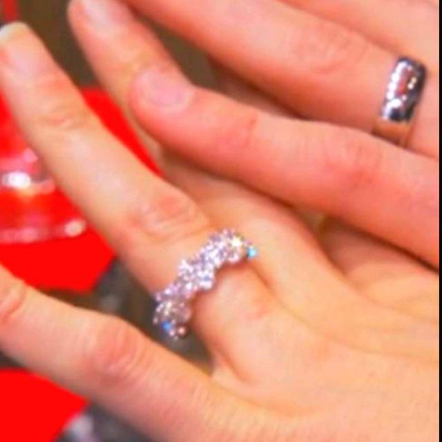 Bethenny Frankel\'s wedding band - love it! | Stylish Weddings ...