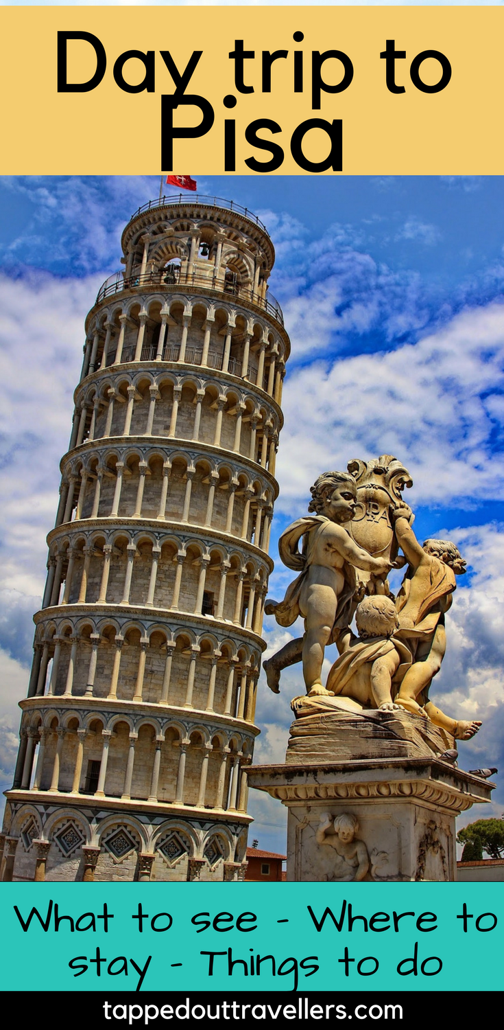 Italian Florence: Visiting Pisa From Florence