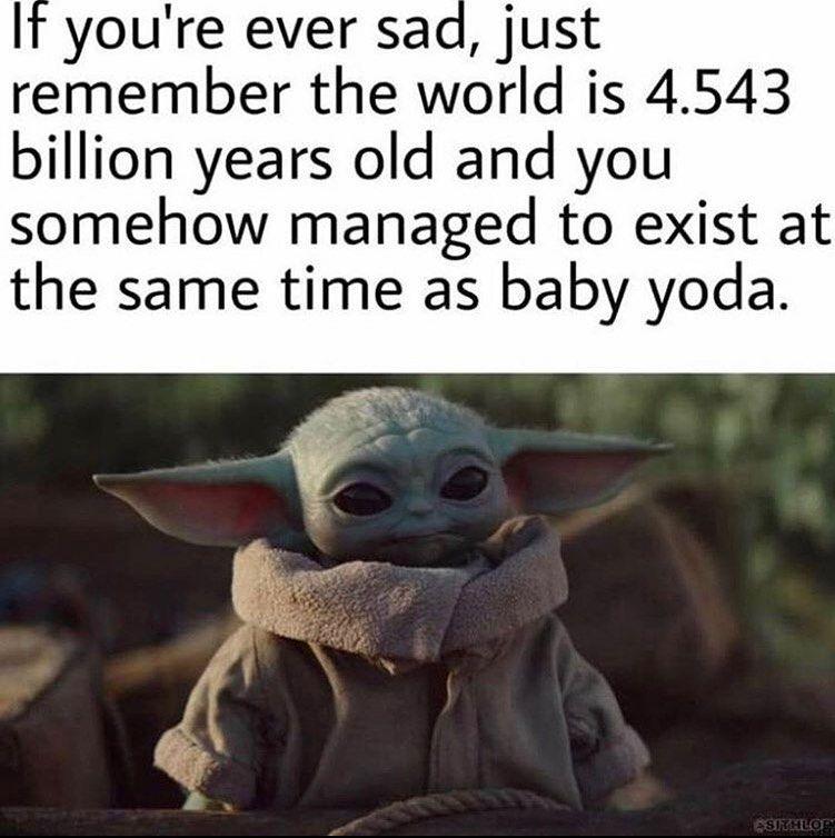 Pin By Joana Karith On Star Wars Star Wars Memes Star Wars Yoda Star Wars Baby
