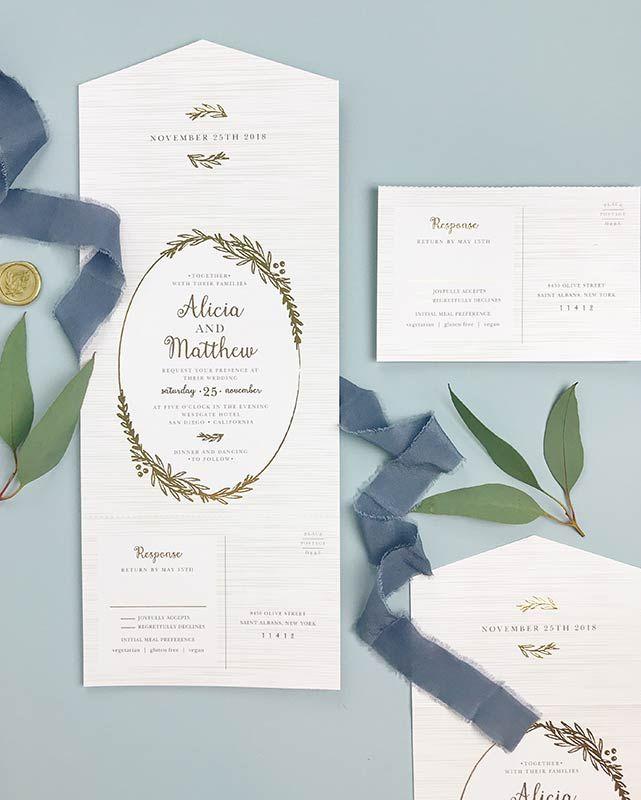 Explore Invitation Paper Wedding Invitation Sets and