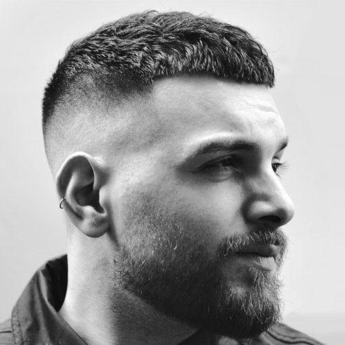 Prohibition Haircut. Střihy VousůStyly ÚčesůPánské ... 41930fd5e31