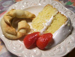 Cake de Naranja (Orange Cake)