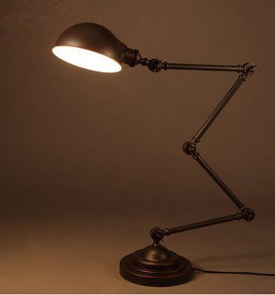 Günstige Original beleuchtung dekoration schreibtischlampe Vintage - beleuchtung für schlafzimmer