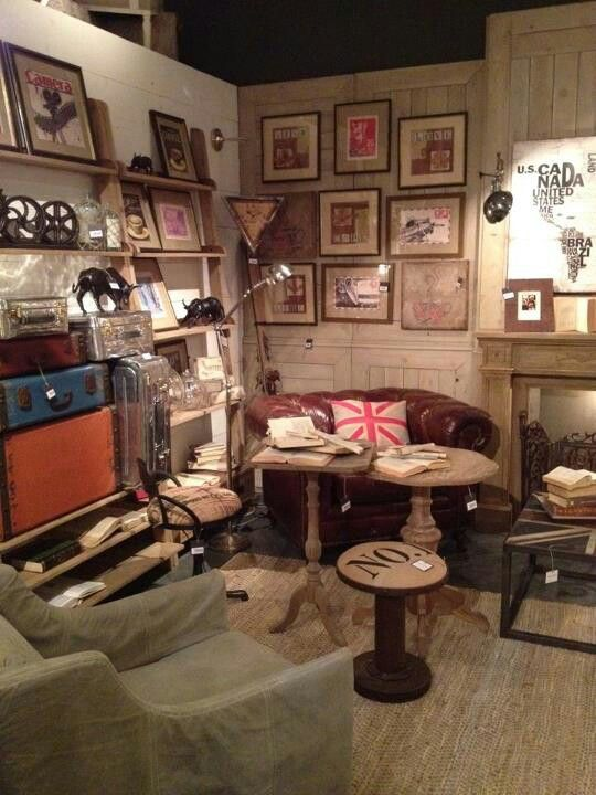 Da Dialma Brown | Boys Room | Vintage interior design, Shop ...