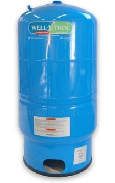 wx 202 amtrol 20 gallon wellxtrol free standing water well pressure tank