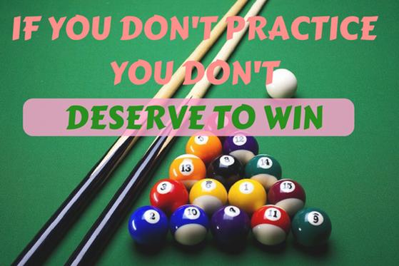 Practice Will Make It Perfect Mondaymotivation Billiards Billiards Billiards Pool Pool Table Supplies