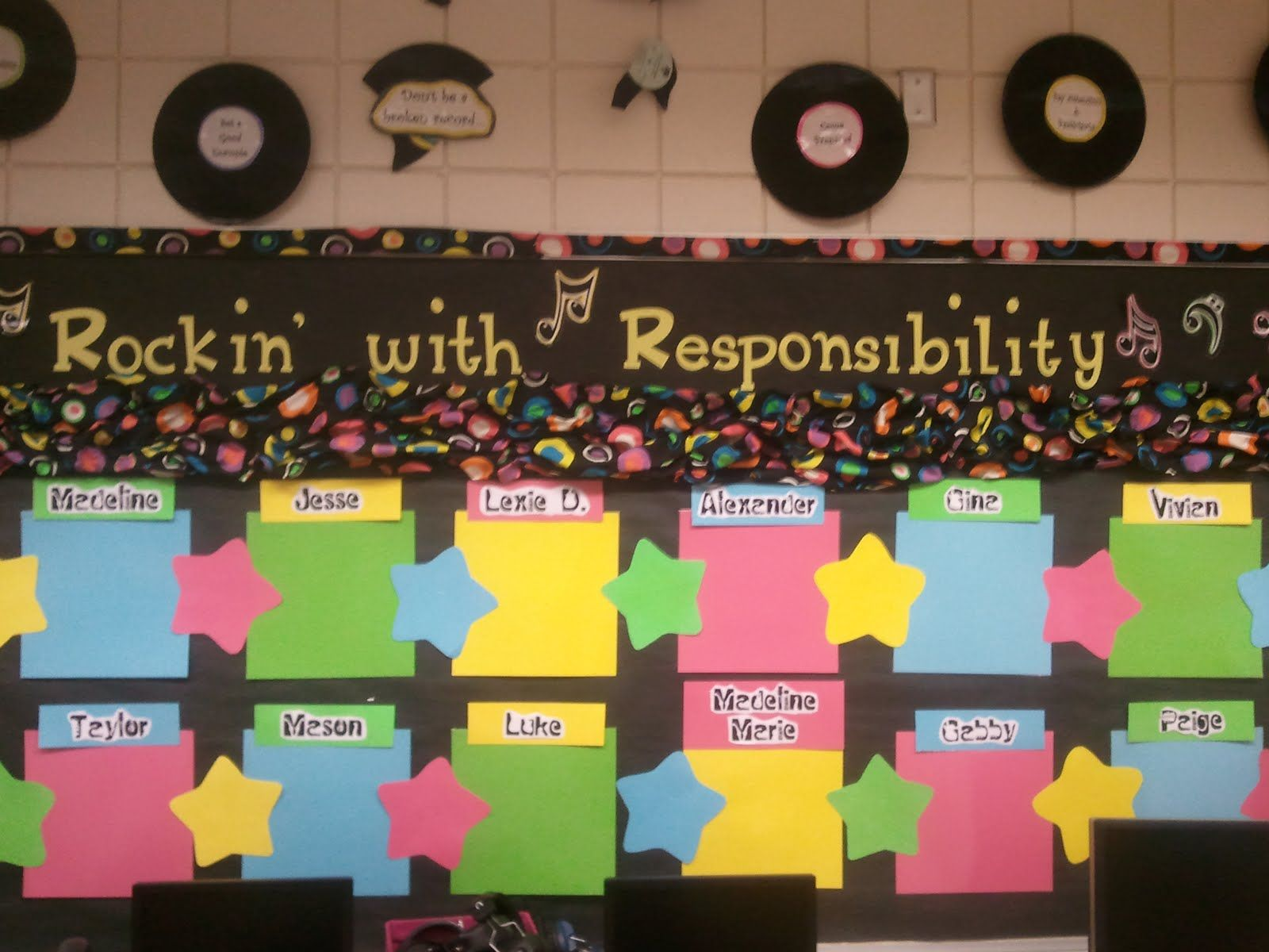 Classroom decoration for grade 6 - Classroom Decorating Ideas On A Budget All About Home Ideas
