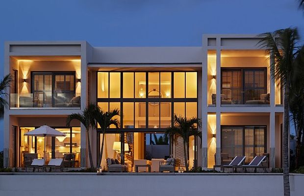 Photos Stunning Caribbean Beachfront Homes House Caribbean