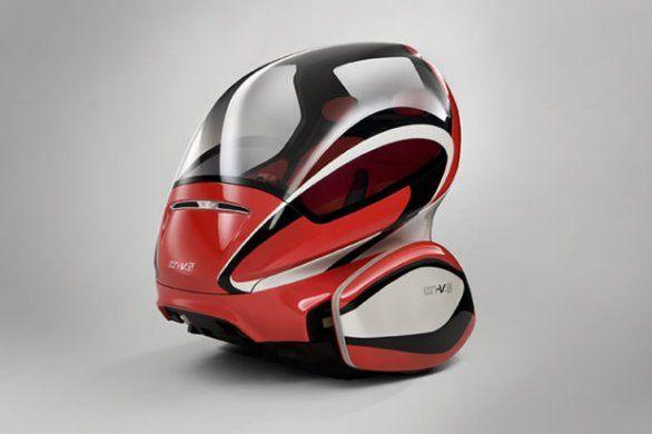 General Motors cria carro elétrico extremamente futurista