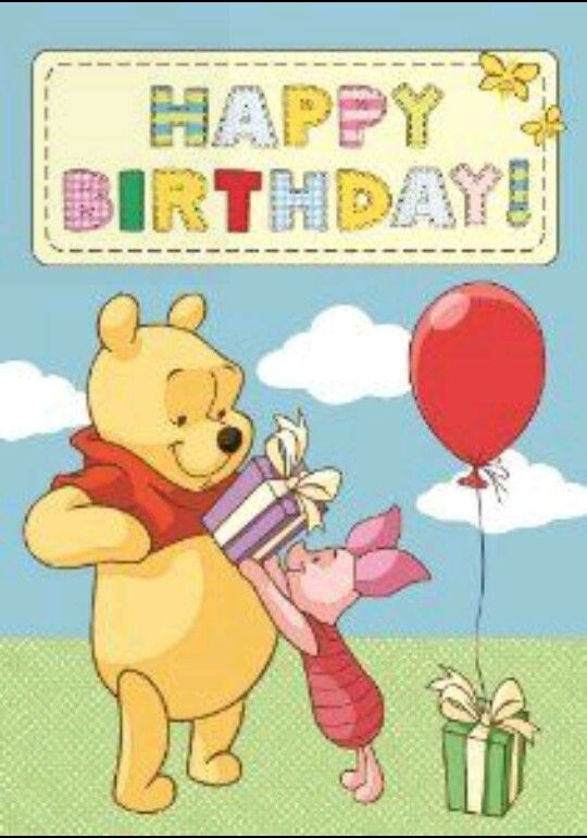 Pooh Bear Winnie The Pooh Friends Winnie The Pooh Birthday Winnie The Pooh Pictures
