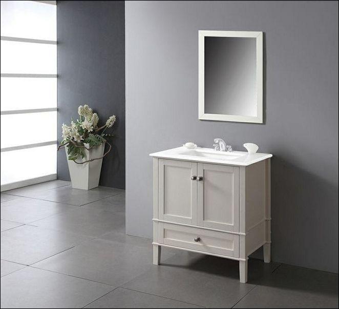30 Inch Bathroom Vanities With Sink