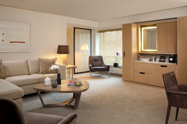 17 Best Images About Guest Suites At The Conrad New York On