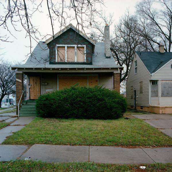 Forgotten Detroit - 100 Abandoned Houses